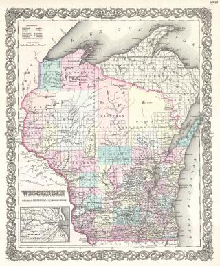 1855_Colton_Map_of_Wisconsin_-_Geographicus_-_Wisconsin-colton-1855